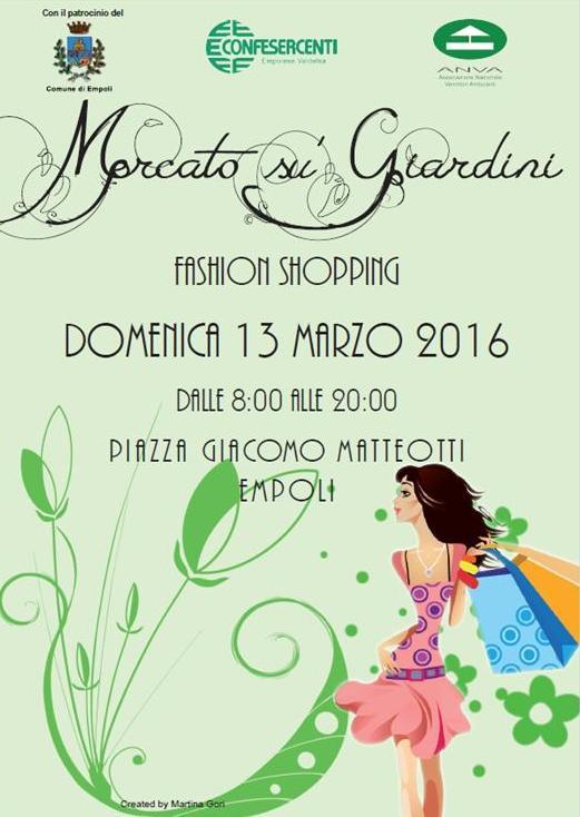 Mercato Sui Giardini_13 marzo
