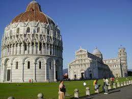 Piazza dei Miracoli_Pisa