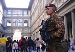 soldato-Uffizi