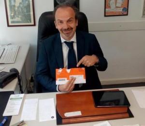 Prima busta arancione, 'colpo al cuore, vado nel 2039'
