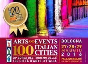100 città d'arte d'italia