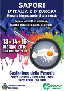 Manifesto Europeo Castiglione