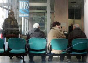 ++ Inps: 6,8 mln pensionati sotto 1.000 euro mese, il 43% ++