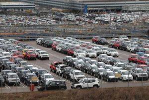 MERCATO AUTO +9% IN EUROPA, PER FCA INCREMENTO SUPERIORE