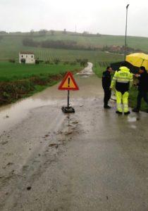 Maltempo: Marche, interventi della Protezione civile nel Fermano per le forti piogge