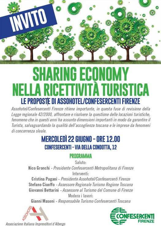sharing economy_Firenze