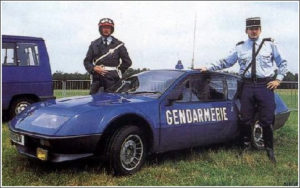 alpine_a310_gendarmerie