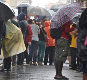 Maltempo pioggia Firenze