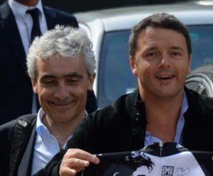 Matteo Renzi e Tito Boeri