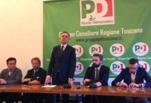 Enrico Rossi e Dario Parrini