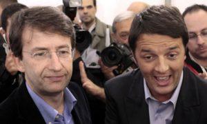 Franceschini e Renzi