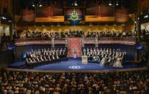 Nobel Prizes 2016 Award Ceremony